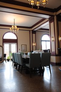 Rocca Restaurant Main Dining Hall at Robert e Lee
