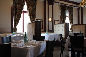 Rocca Restaurant at Robert E Lee Hotel
