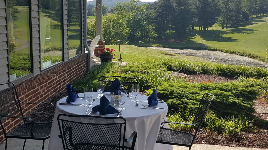 Lexington Golf & Country Club (Covered Patio)