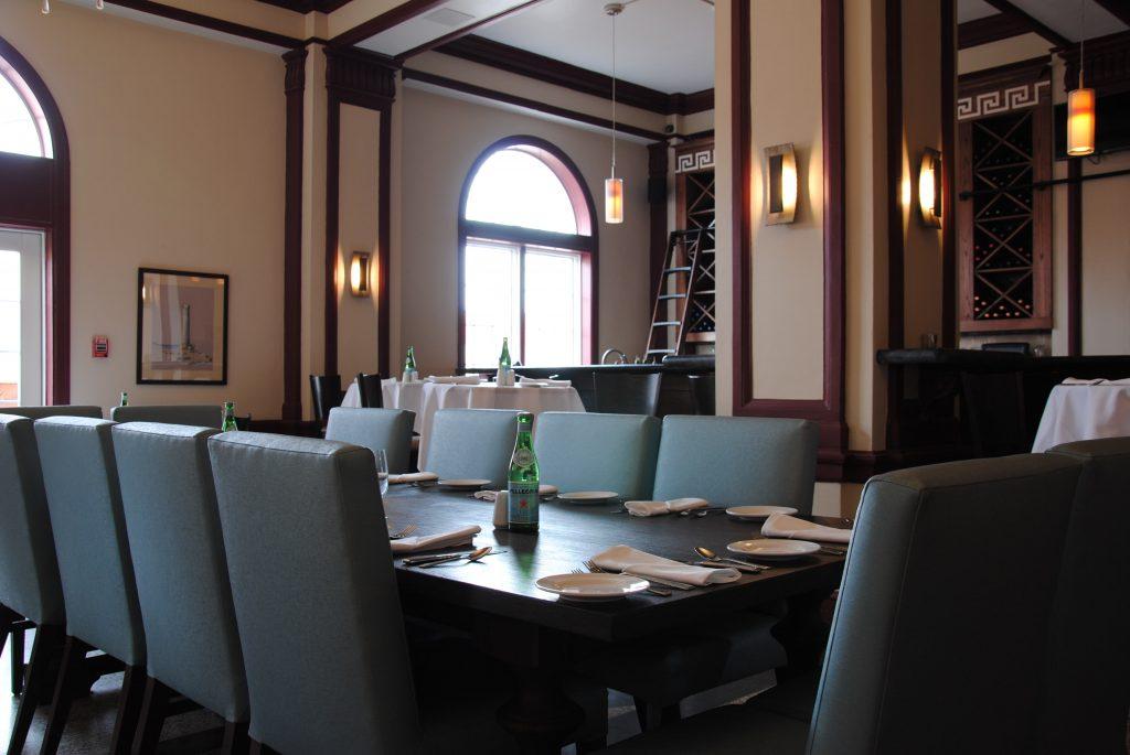 Rocca Bar Ristorante (Inside)