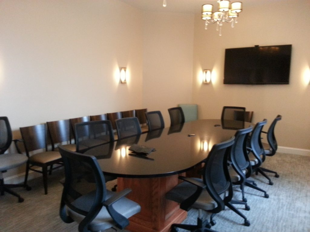 REL Piedmont Boardroom
