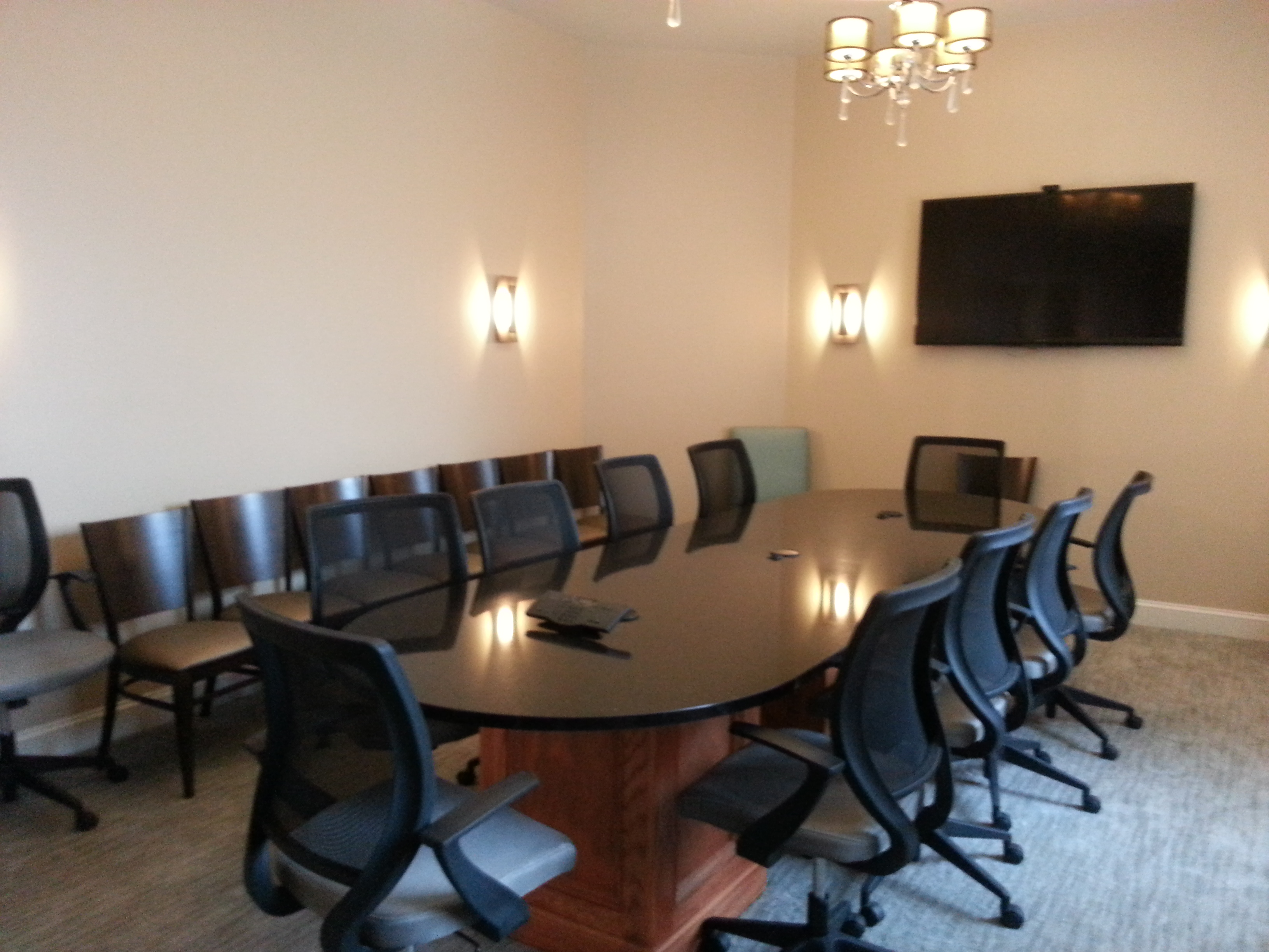 The Gin Piedmont Boardroom