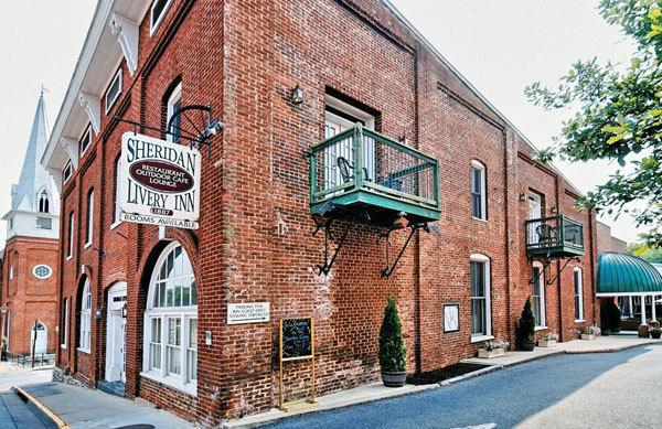 Sheridan Livery Inn & Restaurant