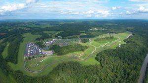 VIR Aerial View
