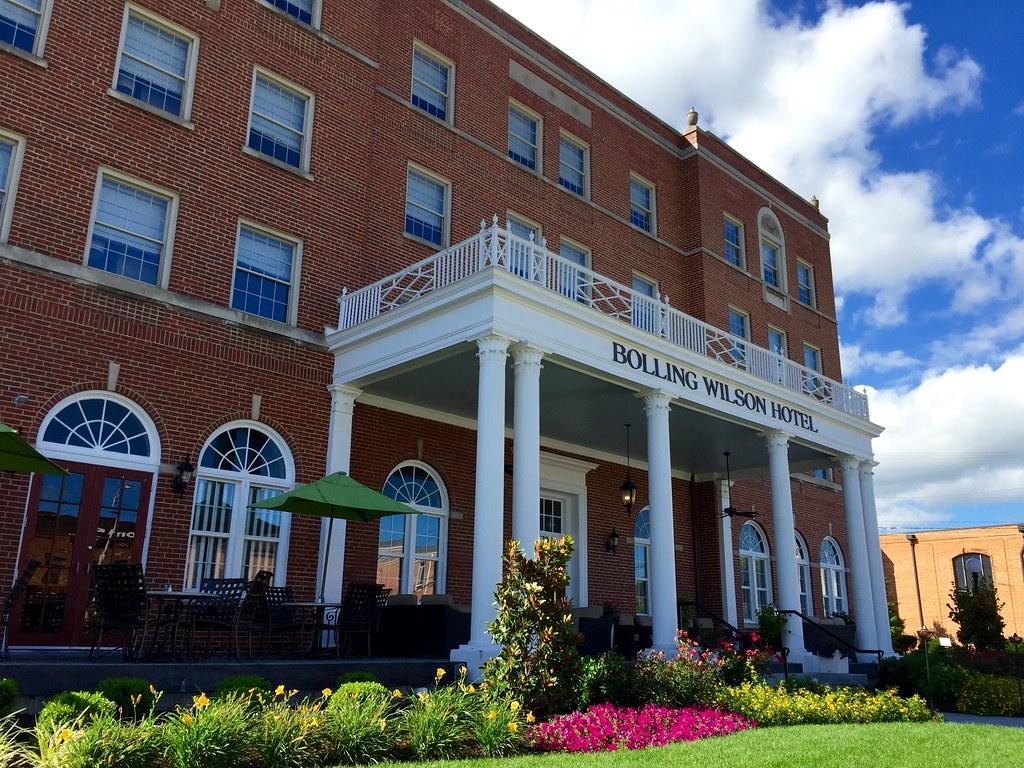 Bolling Wilson Hotel