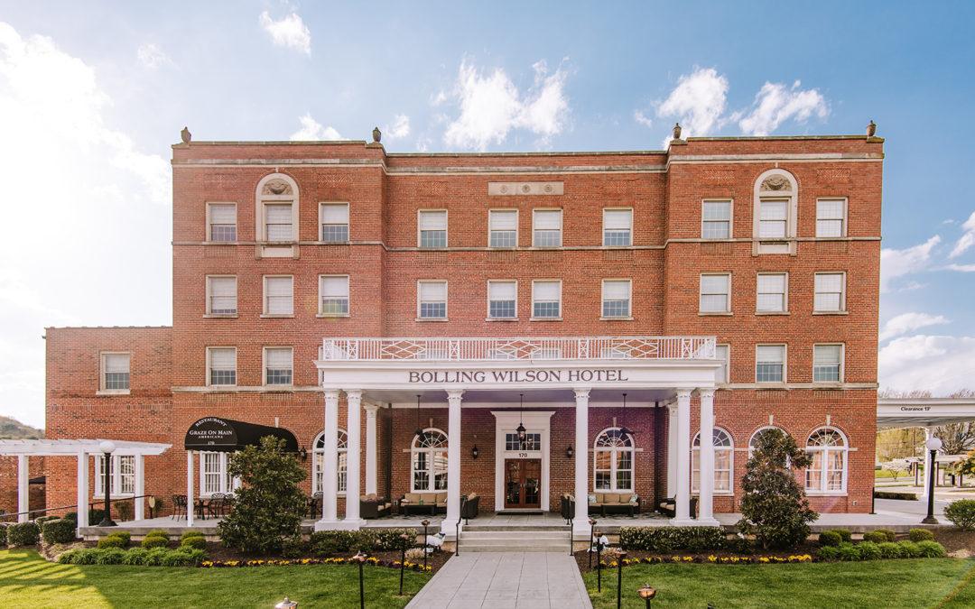 Taylor Hospitality Wins Prestigious 2021 Gold Hospitality Award from Choice Hotels at The Bolling Wilson Hotel